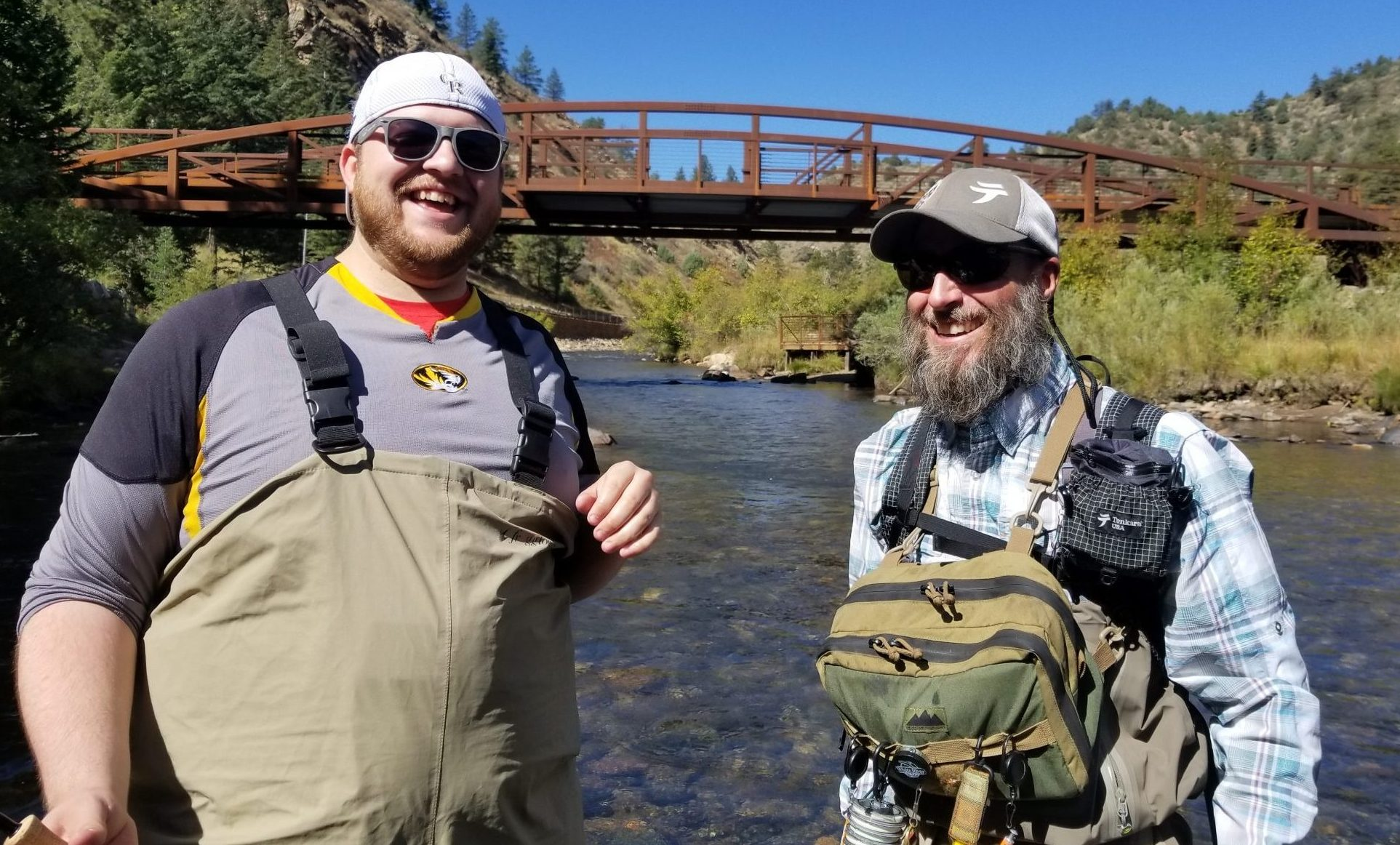 happy gear colorado fly fishing client